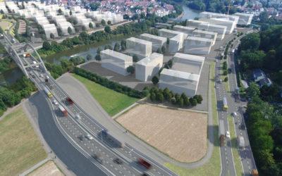 """RP-Stuttgart stellt klar: """"KEIN Ausbau der alten Neckarbrücke beim Rathaus"""""""